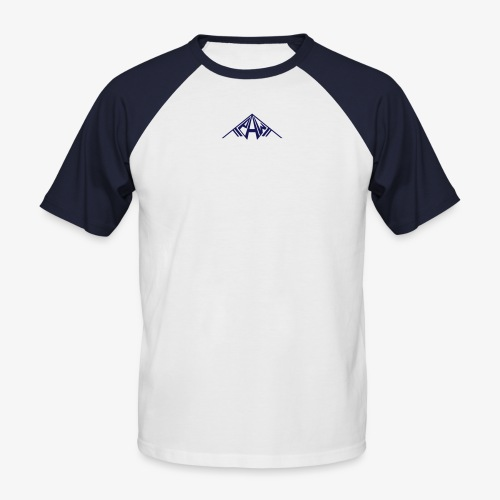 PAW Logo - Men's Baseball T-Shirt