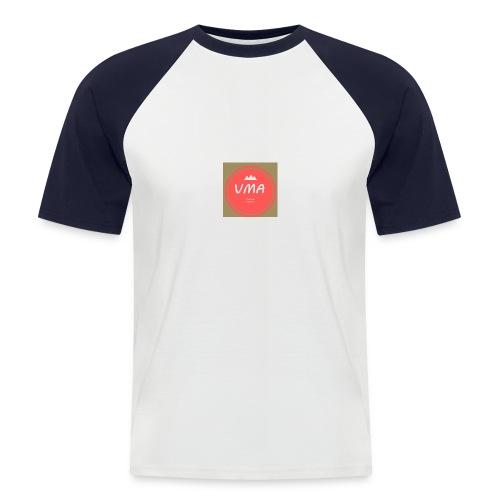 VMA - T-shirt baseball manches courtes Homme