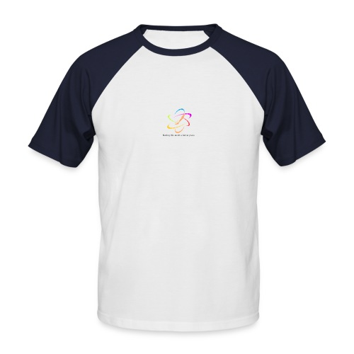 Better World - Men's Baseball T-Shirt