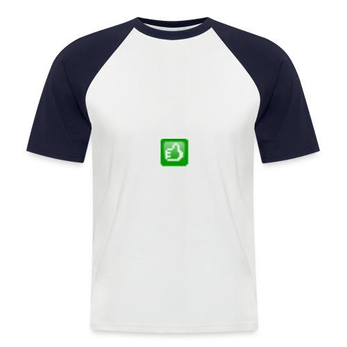 greenthumb333x333 - Männer Baseball-T-Shirt
