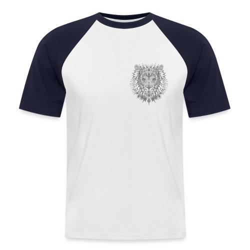 Lion a steeven - T-shirt baseball manches courtes Homme