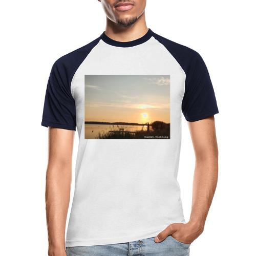SCD03 - Männer Baseball-T-Shirt
