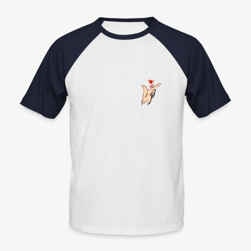 love sk8 - T-shirt baseball manches courtes Homme