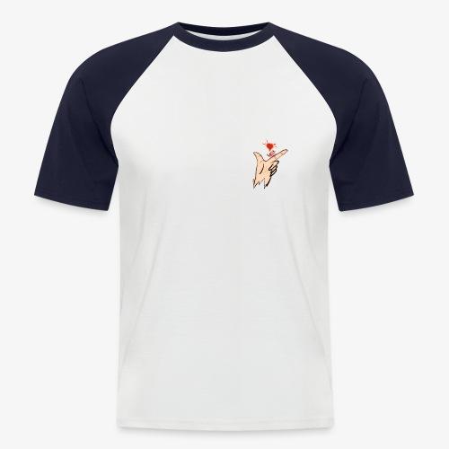 love sk8 - T-shirt baseball manches courtes Homme