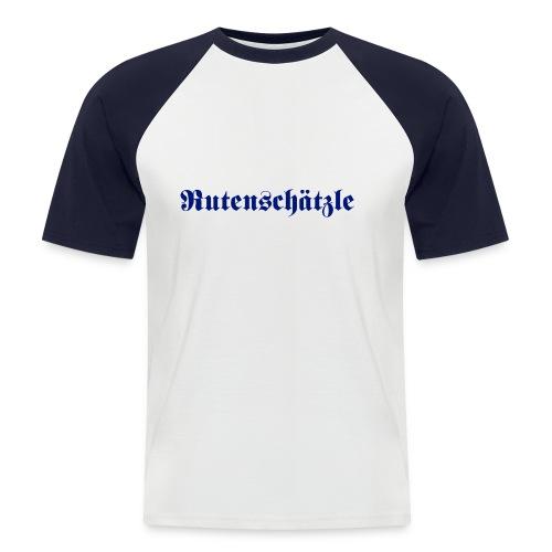 o69721 - Männer Baseball-T-Shirt