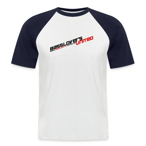 bluunited - Männer Baseball-T-Shirt