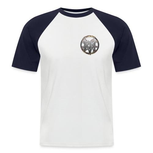 pentagramm_mbr - Männer Baseball-T-Shirt