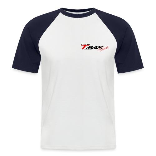 logo1 - T-shirt baseball manches courtes Homme