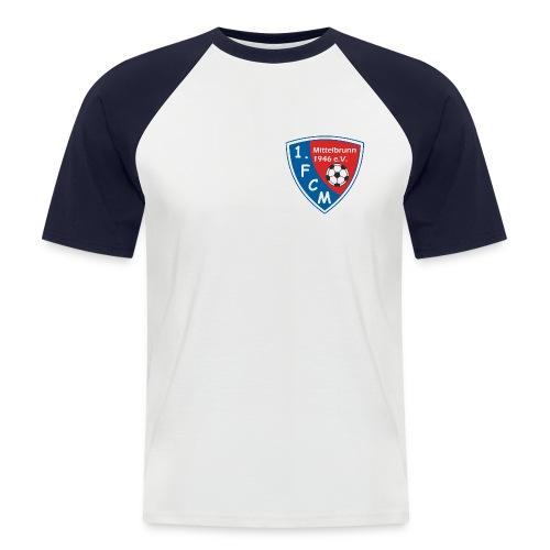fcm0910 - Männer Baseball-T-Shirt