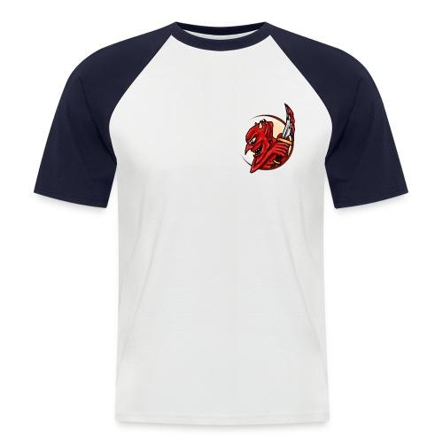 Mark of the Devil - Men's Baseball T-Shirt