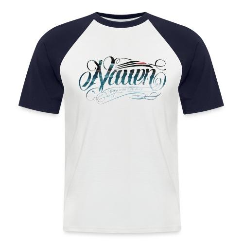 stadtbad edition - Männer Baseball-T-Shirt