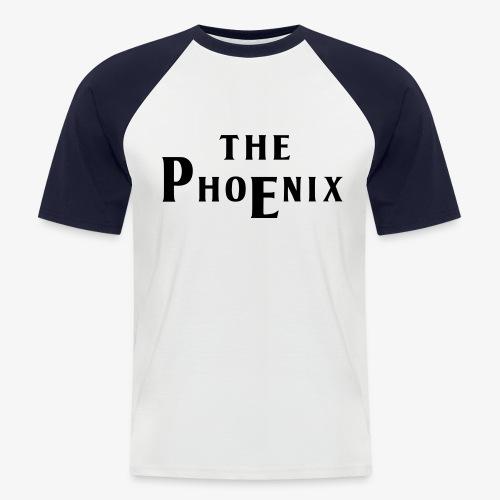 The Phoenix - T-shirt baseball manches courtes Homme