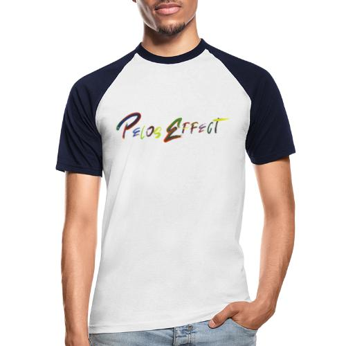 Pélos Effect #2 - T-shirt baseball manches courtes Homme