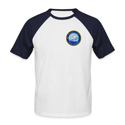 fockbadge - Männer Baseball-T-Shirt