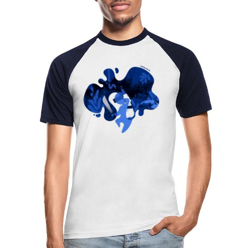ETR VR Aventure - T-shirt baseball manches courtes Homme