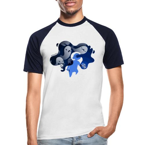 ETR VR fantômes - T-shirt baseball manches courtes Homme