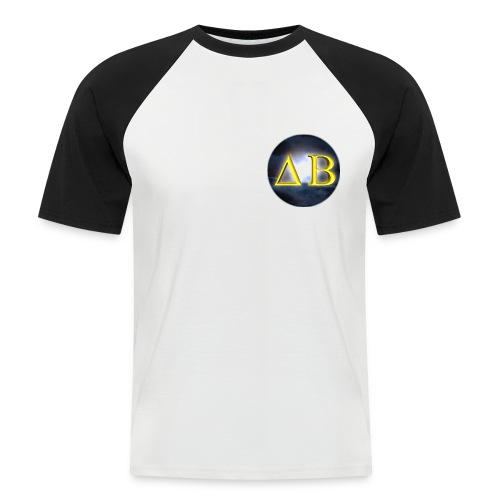 Darkbinder_rund - Männer Baseball-T-Shirt