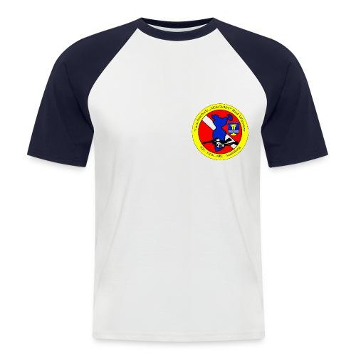 Tauchschule Logo - Männer Baseball-T-Shirt