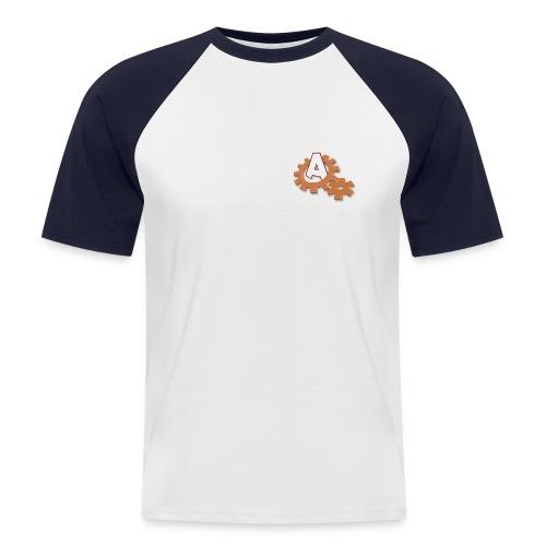 Treff Retro-Logo - Männer Baseball-T-Shirt