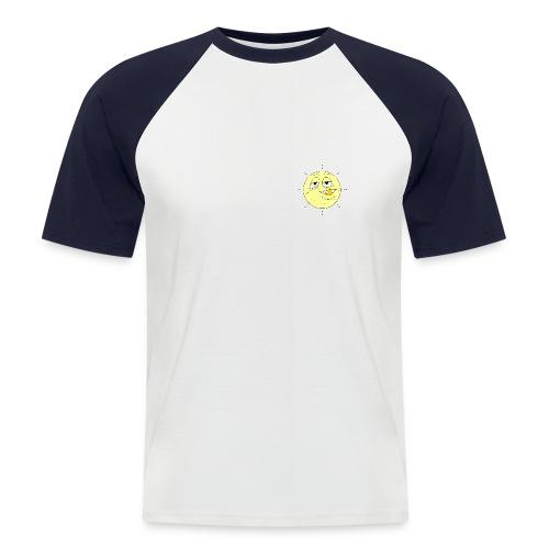 abstink - Männer Baseball-T-Shirt