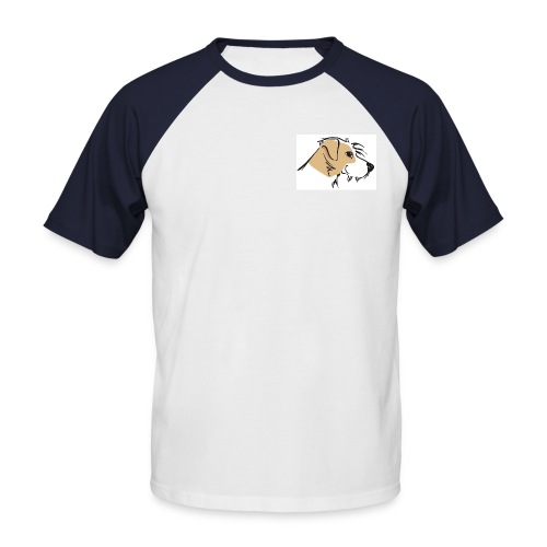 IGRK Kromikopf groß - Männer Baseball-T-Shirt