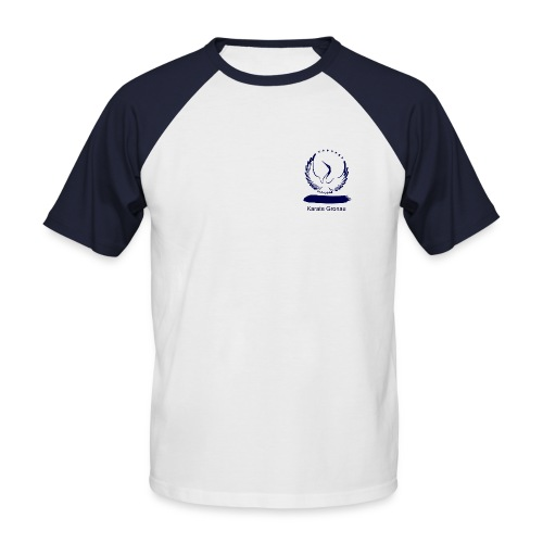Karate Gronau - Männer Baseball-T-Shirt