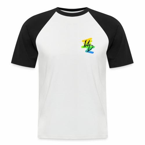 MD BRAND PNG - Camiseta béisbol manga corta hombre
