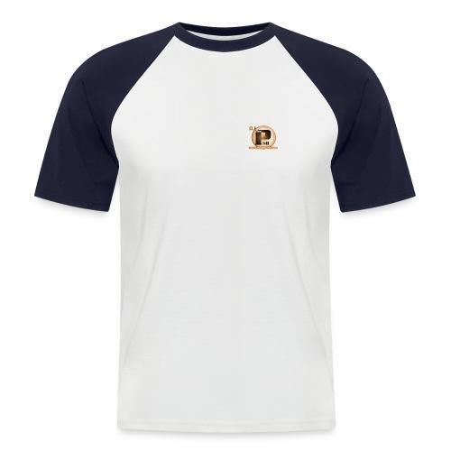 docphil gold med - Männer Baseball-T-Shirt