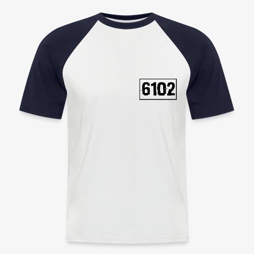 2016 - Camiseta béisbol manga corta hombre