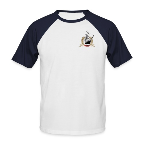 PASSAT color - Männer Baseball-T-Shirt