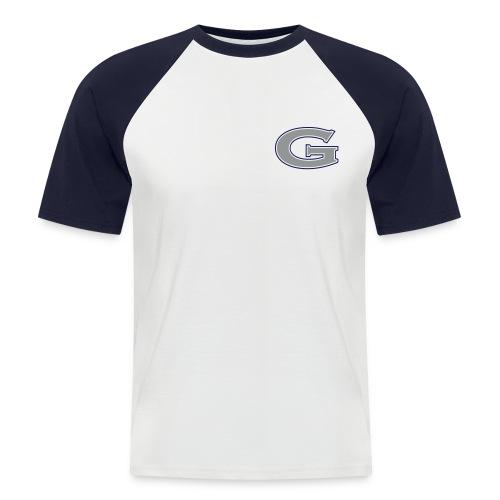 g - Männer Baseball-T-Shirt