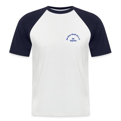 zingsahkurv - Männer Baseball-T-Shirt