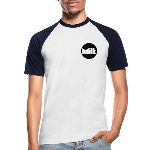 Logo officiel - T-shirt baseball manches courtes Homme