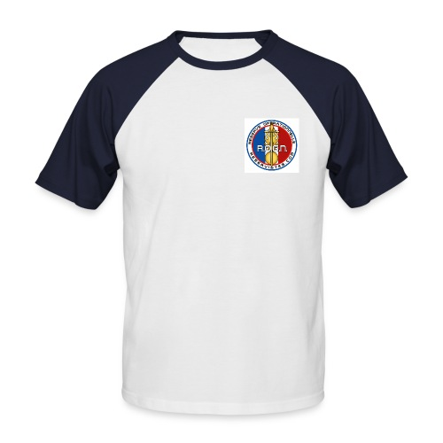 rognshopping - T-shirt baseball manches courtes Homme