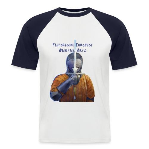 HEMA fighter - Mannen baseballshirt korte mouw
