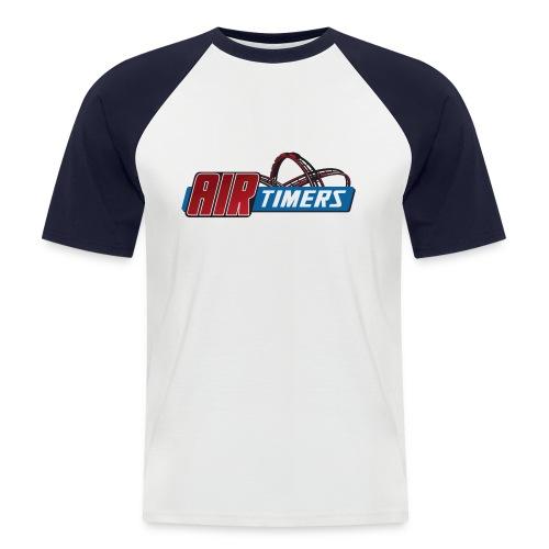 airtimers - Männer Baseball-T-Shirt
