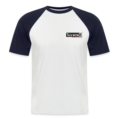NSTKD Logo 2016 - Männer Baseball-T-Shirt