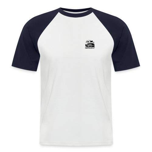 tshirtmk21 - T-shirt baseball manches courtes Homme