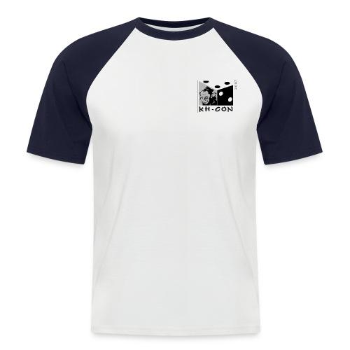 KH-Con - Männer Baseball-T-Shirt