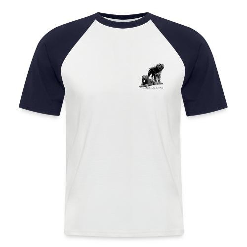 logo2 - T-shirt baseball manches courtes Homme