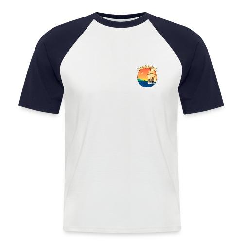 logo - Männer Baseball-T-Shirt
