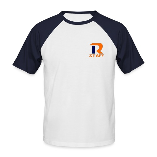 Rstaff - T-shirt baseball manches courtes Homme