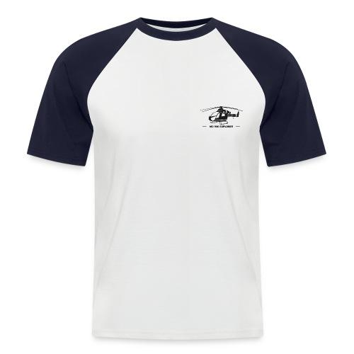 Mc Donnel Douglas MD900 Explorer - Männer Baseball-T-Shirt