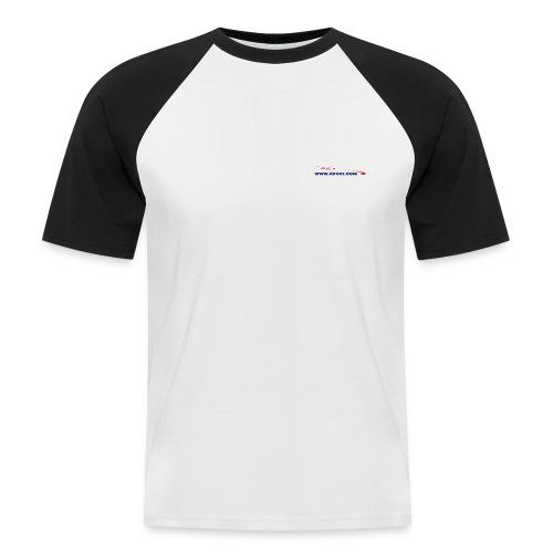 logo af001 - T-shirt baseball manches courtes Homme