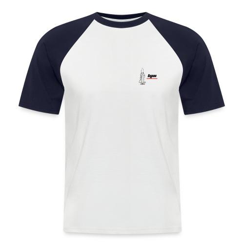 buran - T-shirt baseball manches courtes Homme