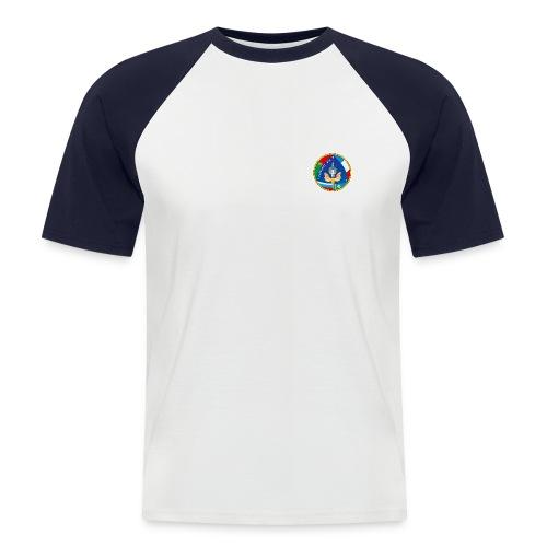 logobaik - T-shirt baseball manches courtes Homme