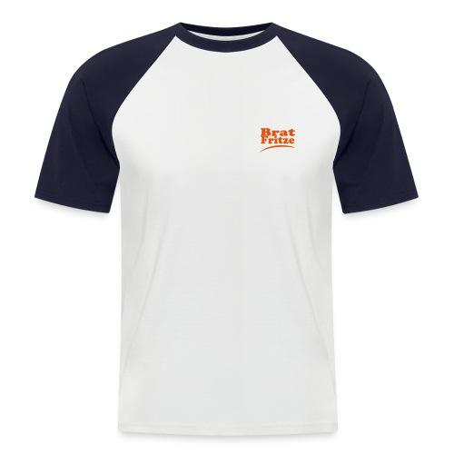 bratfritze - Männer Baseball-T-Shirt