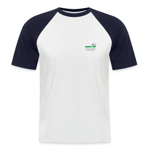 folie1 - Männer Baseball-T-Shirt