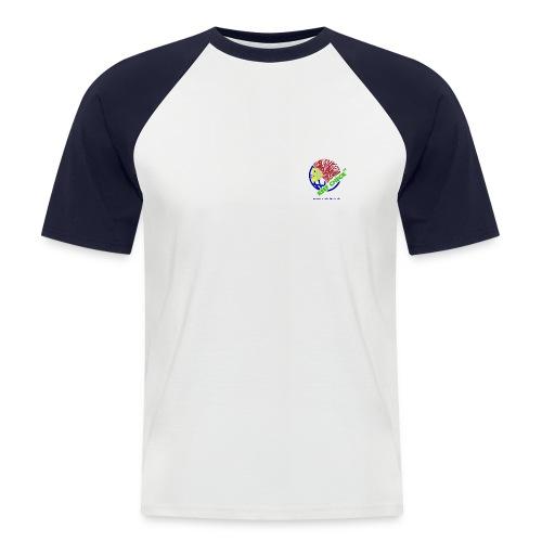 rclogoclassic - Männer Baseball-T-Shirt