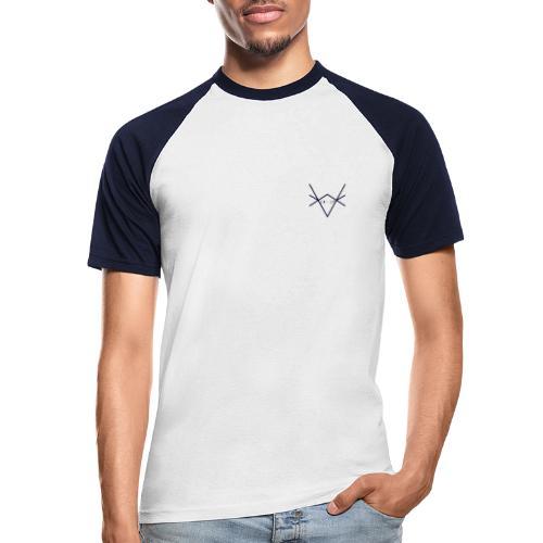 T-shirt baseball manches courtes Homme Uni-up - T-shirt baseball manches courtes Homme